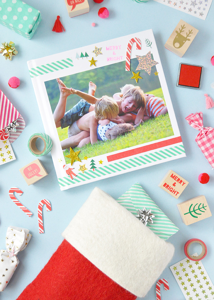 Kids Stocking Stuffer Photo Book