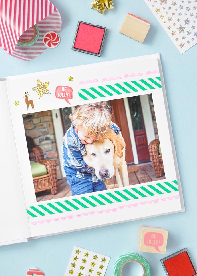 Kids Stocking Stuffer Photo Book