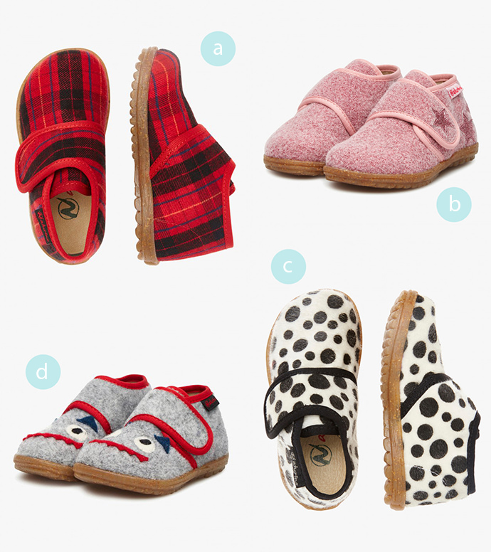 Gift Guide for Little Feet