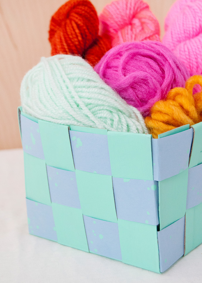 How to Craft with Kleenex Boxes
