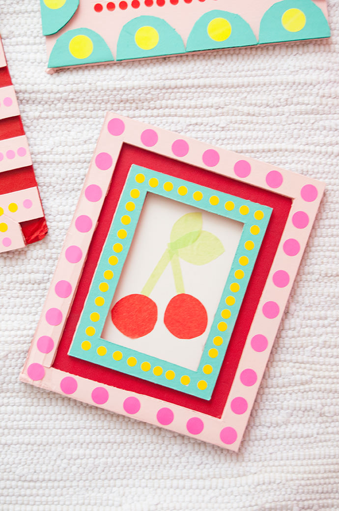 How to Make a Gallery Wall for Kids