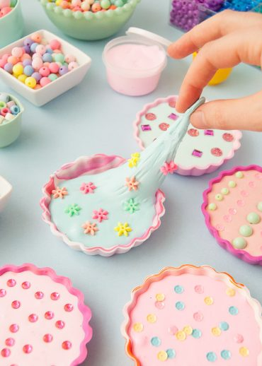 How to Make Slime Pies
