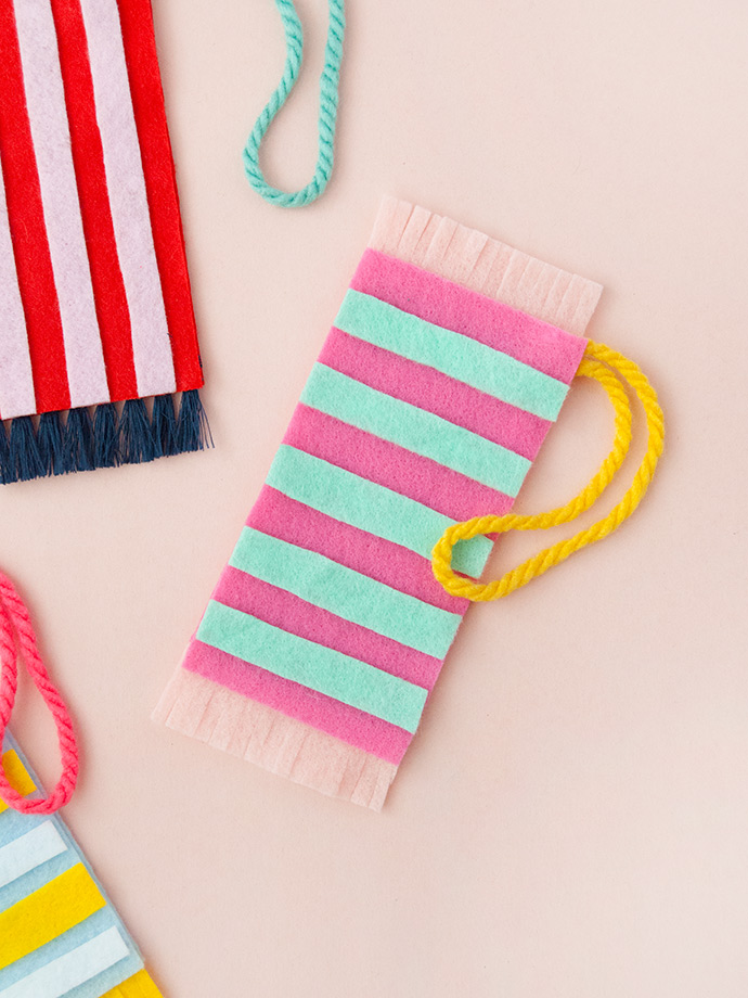Summer Vacation Luggage Tags