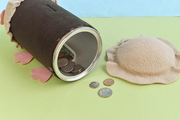 DIY Guinea Piggy Bank