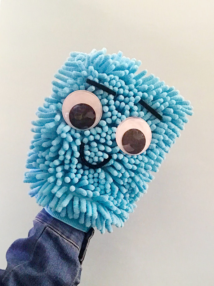 Monster Hand Puppets