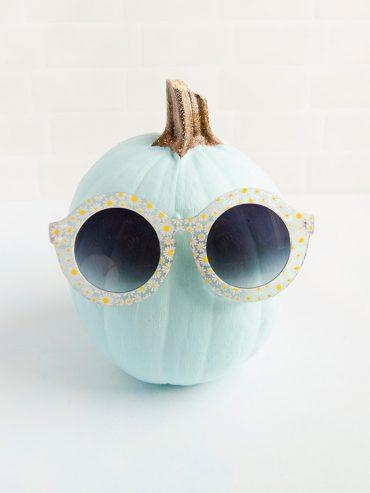 Last Minute No Carve Pumpkins