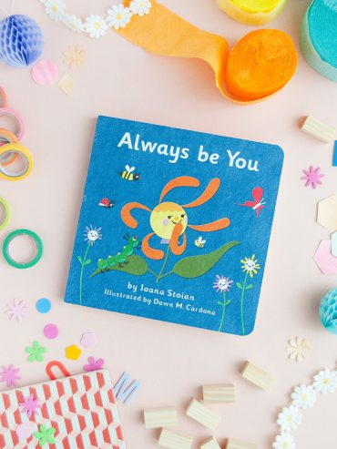 Encourage Kids to Be True to Themselves with Always be You