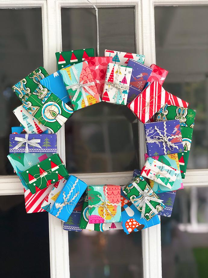 Package Wreath