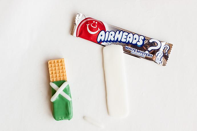 Nutcracker Wafer Cookies