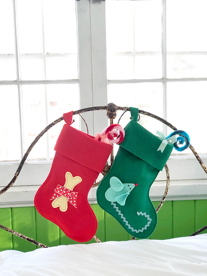 DIY Pet Stockings