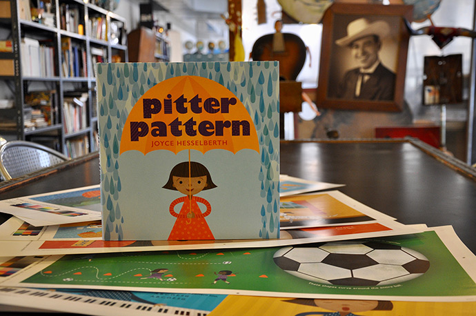 Learn About Patterns with Pitter Pattern