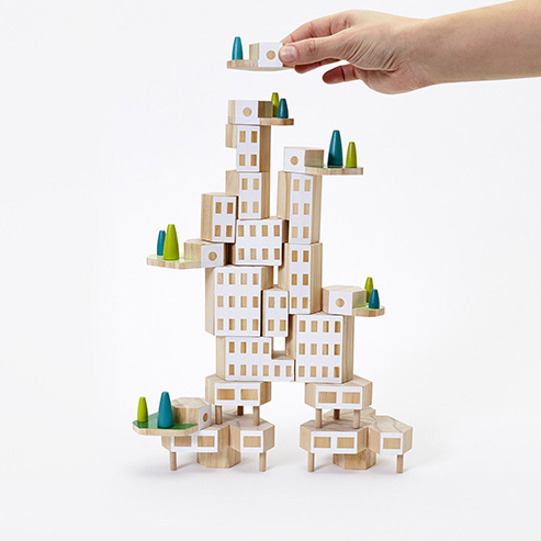 The Coolest Wooden Blocks
