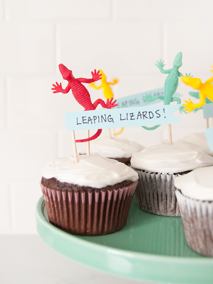 Leap Year Cupcakes
