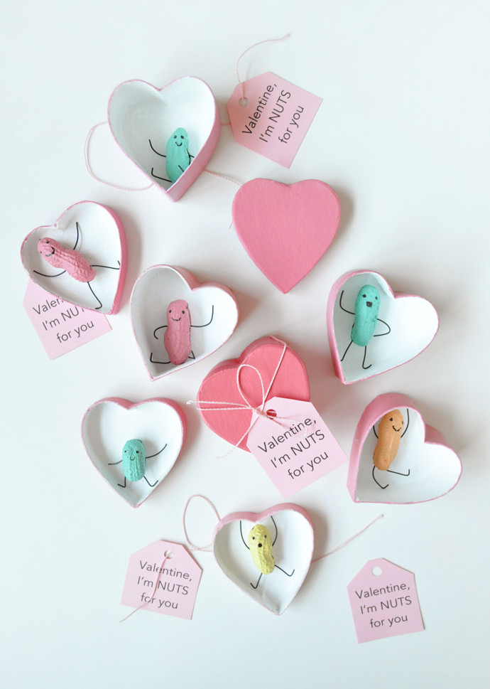 Punny DIY Valentines for Kids