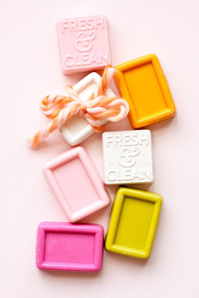 April Fool's Day Edible Soap