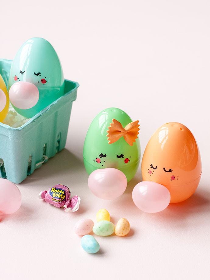 Bubblegum Easter Eggs