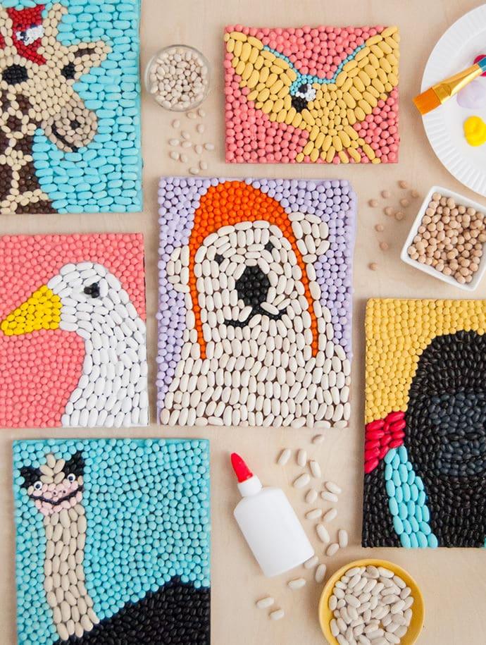 The Very Best Cardboard Box Crafts