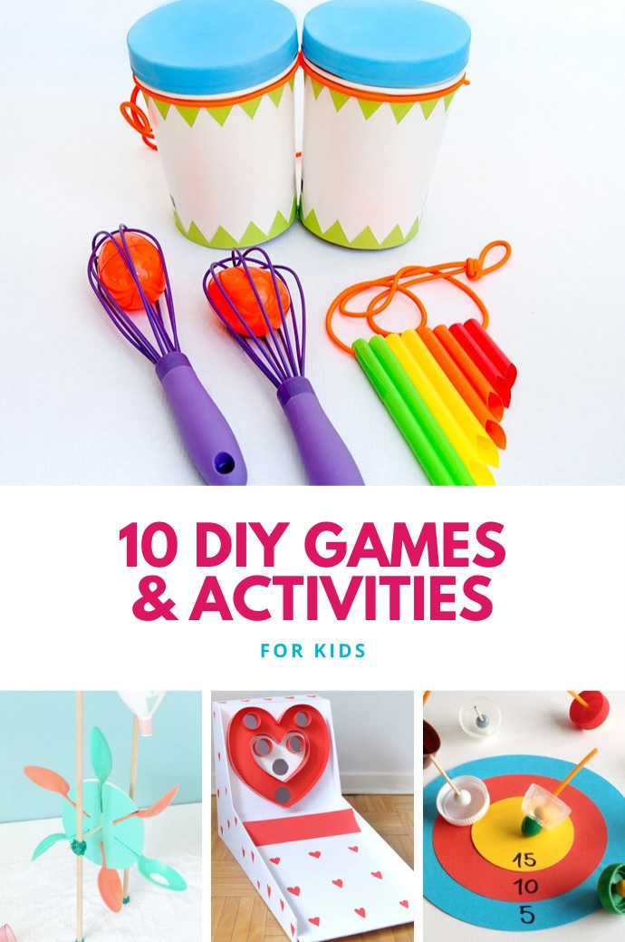 10 easy diy games and activities for kids